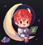 707 on the Moon by Pew-PewStudio