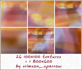 Icon Textures by CrimsonSparrow