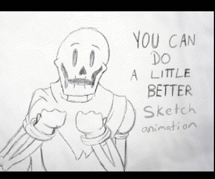 You can do a little better.... (sketch animation)