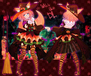 Halloween Witch Kitonura Seiki [NO DOWNLOADS]