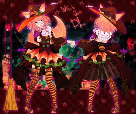 Halloween Witch Kitonura Seiki [no DOWNLOADS]