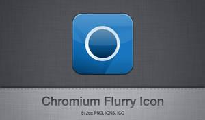 Chromium Flurry Icon