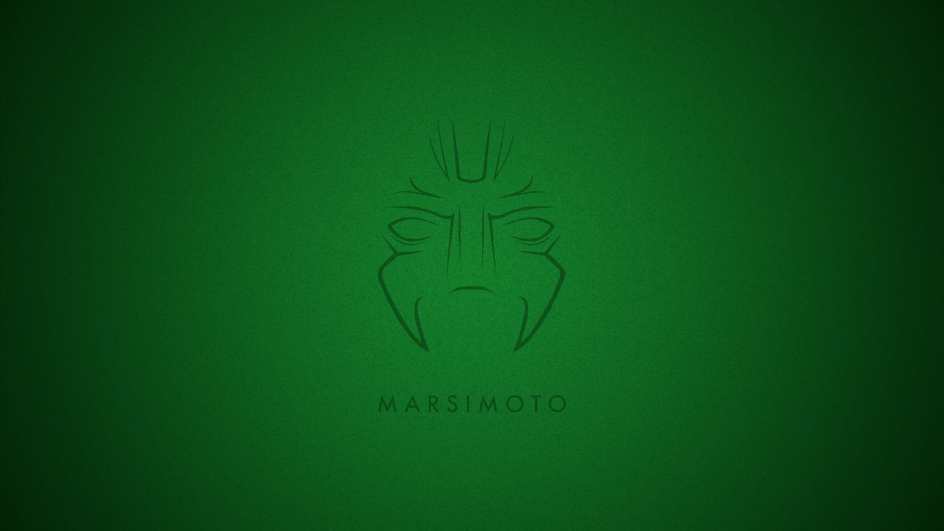 marsimoto mask wallpaper by cchesk on deviantart