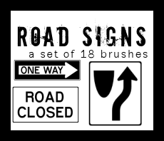 Road signs by onlyalive8