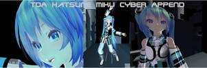TDA Hatsune Miku Cyber Append