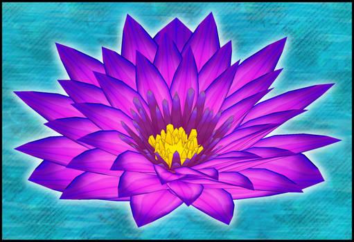 Lotus Flower - 3D Model