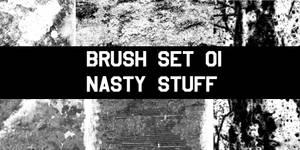 Nasty Stuff - Brush Set 1