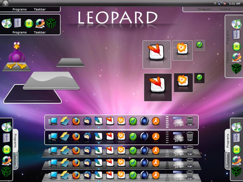 Leopard by TSAElement