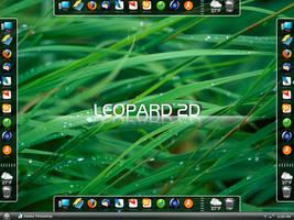 Leopard 2D by TSAElement