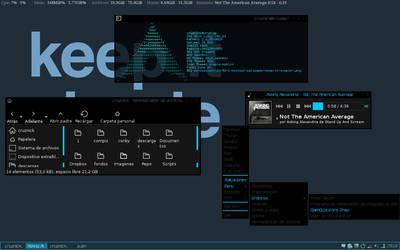 Azul Openbox