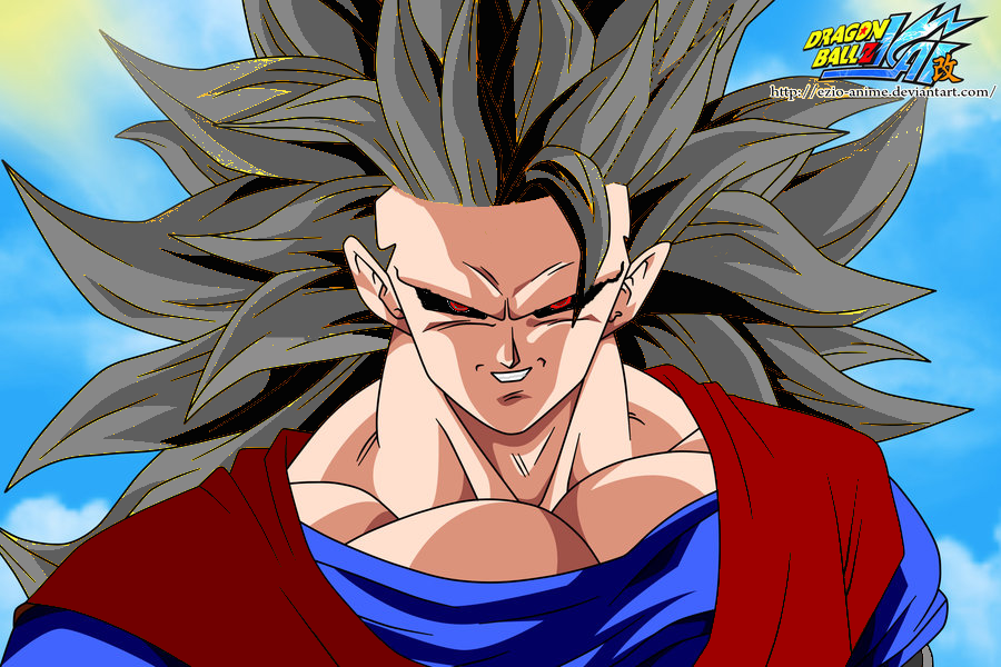 Super Saiyan 7 By Budderdante98 On Deviantart
