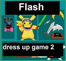 Pikachu dress up game 2 by timmy-gost