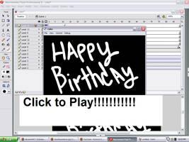 Happy birthday by timmy-gost