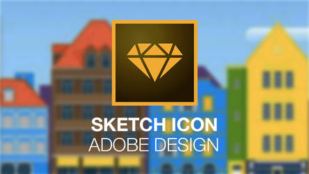 Sketch icon redesign using Adobe Creative Suite by DennisBednarz