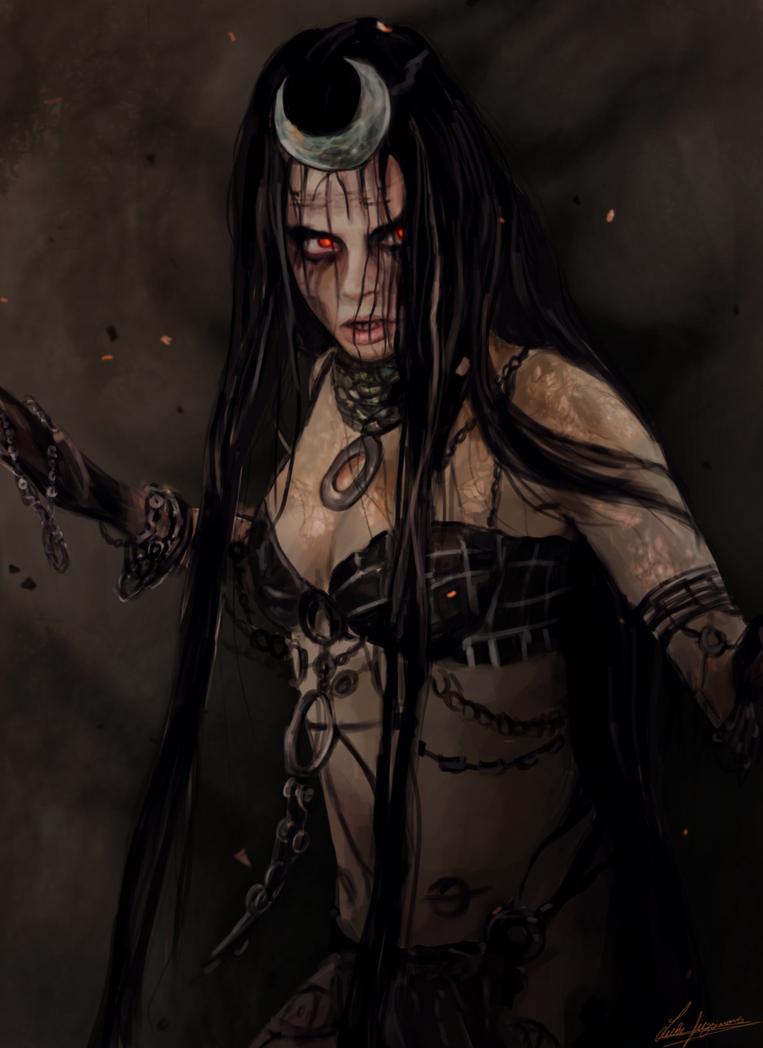 Suicide Squad: Enchantress x Fem!Reader by MirandaDarkness
