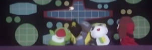 Funny Keroro Gunso Puppets by Noulin123