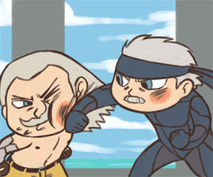 MGS - punch out