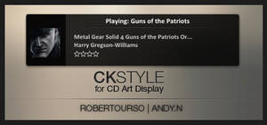 ck.style CD Art Display