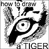 How to draw the tiger - in Ru
