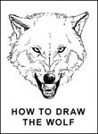 How to draw the Wolf - in Eng