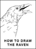 How to draw the Raven - in Eng by Elruu