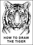 How to draw the Tiger - in Eng