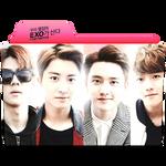 EXO Next Door Folder Icon
