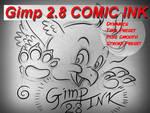 Gimp Comic Ink