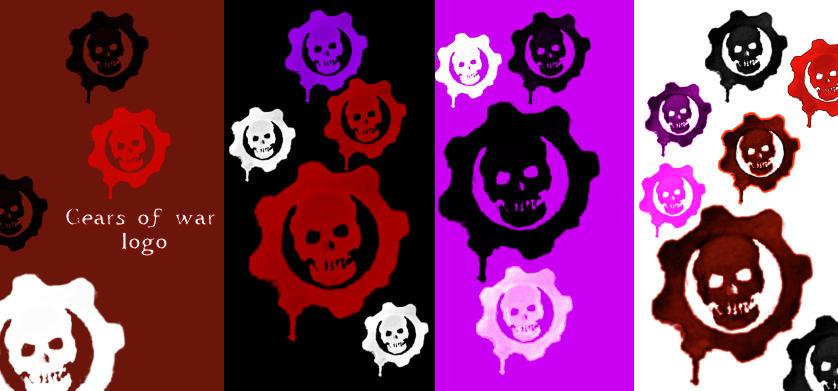 Gears of war skull logo by deviantsith on deviantart gears of war skull logo by deviantsith voltagebd Choice Image