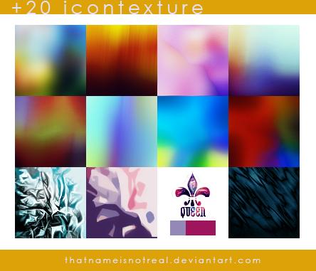 [Icon texture] Random