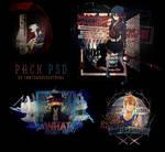 Pack PSD 400 watchers