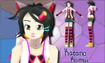 MMD Newcomer: Kamui Kitano + Download