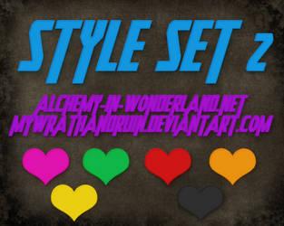 STYLE SET 2 by mywrathandruin