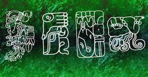 aztecs symbols brushes