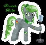 OC: Forest Rain (Crystal)