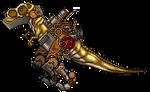 SteamPunk T-Rex