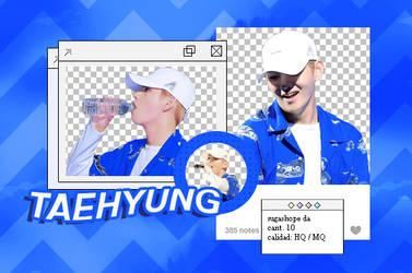kim taehyung pack png by sugashope