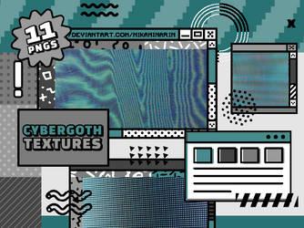 TEXTURES 01: CYBERGOTH