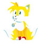 pixel tails on your ID