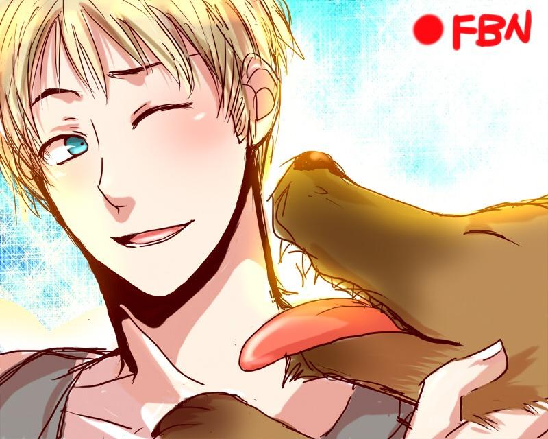 Hetalia: Dog!GermanyxReader: Girl's Best Friend by hotaru