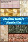 Seamlesse marbel pattern