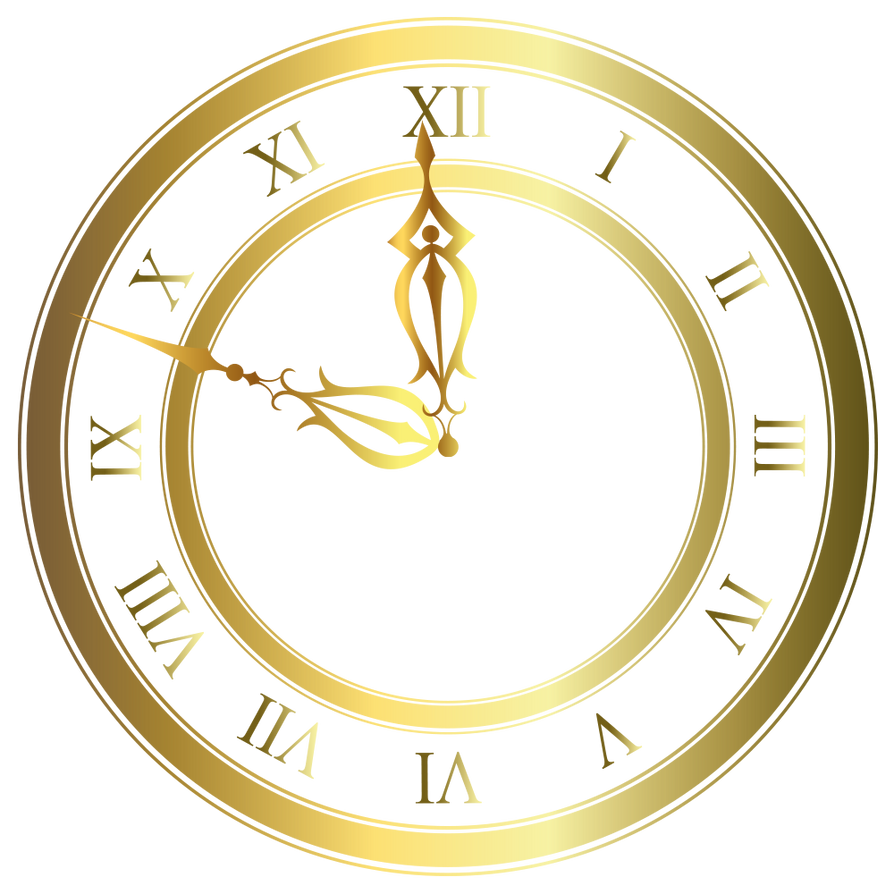 vintage clock png clock