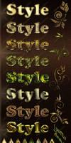 Shiny chrome styles Lyotta