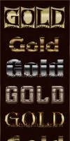 LZ 08 Golden Style