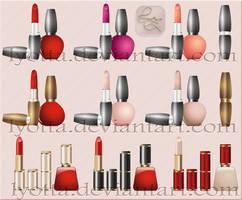 Design decorative cosmetics LZ 02