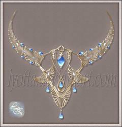Amulet pendant set lyotta 15