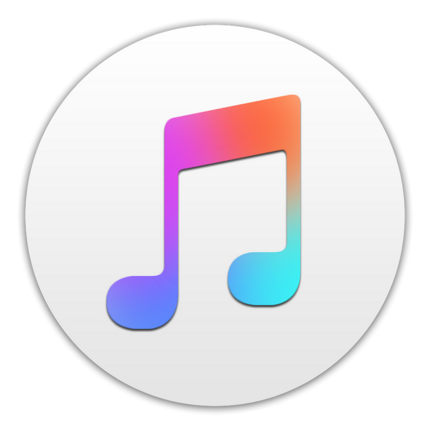iTunes 13 Icon (my version) by sanchez901127 on DeviantArt