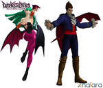 XNALARA .:. Darkstalkers Resurrection Poses Pack