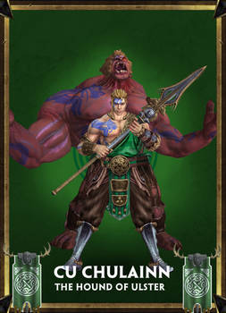 XPS - Smite: Cu Chulainn, The Hound of Ulster