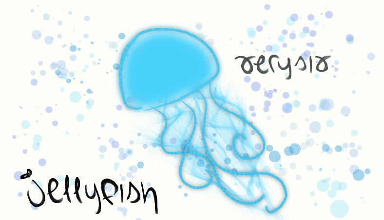 jellyfish by Aerysia
